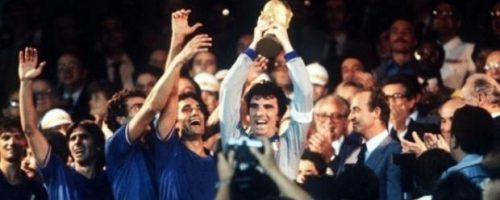 Italia – Germania Ovest – Finale Mondiale 1982