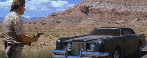 La macchina nera – Film Completo