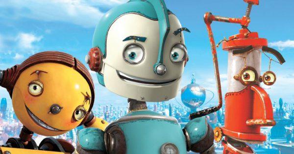 Robots cartoni animati italiano dangotv