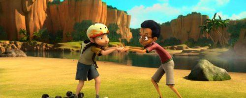 Dino e la macchina del tempo – Film Completo Cartoni Animati