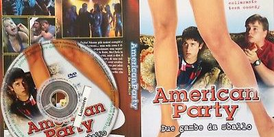 American Party – Due gambe da sballo – Streaming ITA